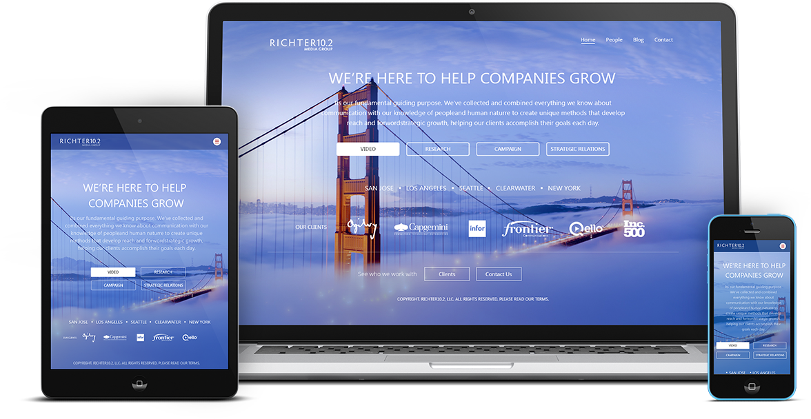 Websites that drive results responsive web design company mobisoft infotech