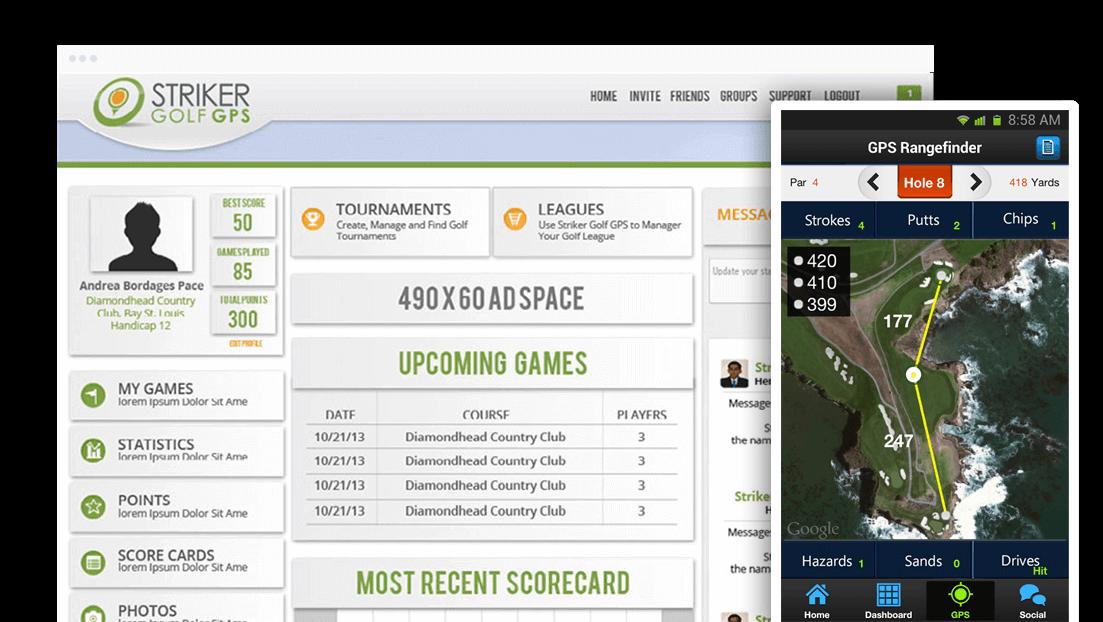 strikergolfgps mobisoft infotech
