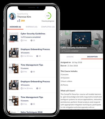 Mobile-Learning solution Mobisoft Infotech