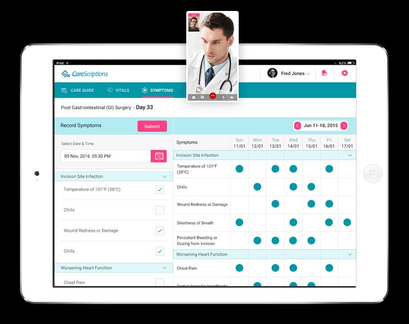 seremedi healthcare client case study by mobisoft infotech