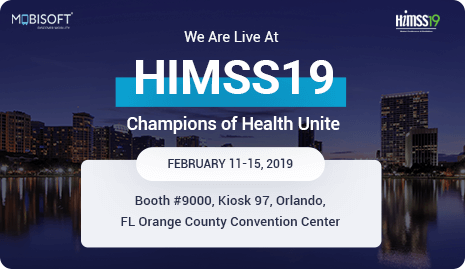Join Us At HIMSS19: Where Champions of Health Unite