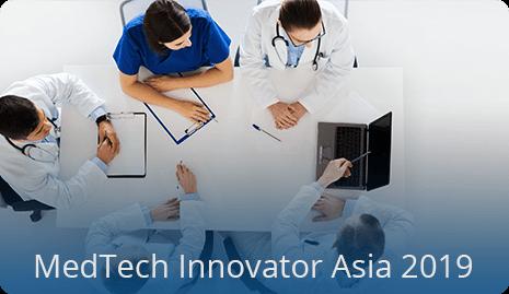 MedTech Innovator Asia 2019 Healthcare Event