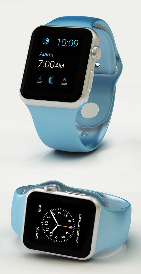 apple-watch logo image