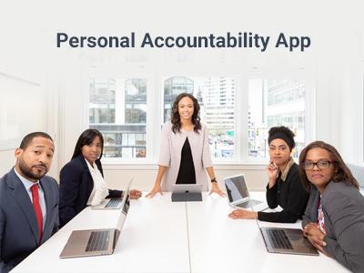Personal Accountability App