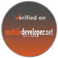 mobile developer verified badge to mobisoft infotech