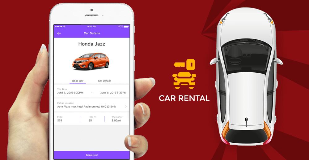Car Rental App Development And Software - Mobisoft Infotech