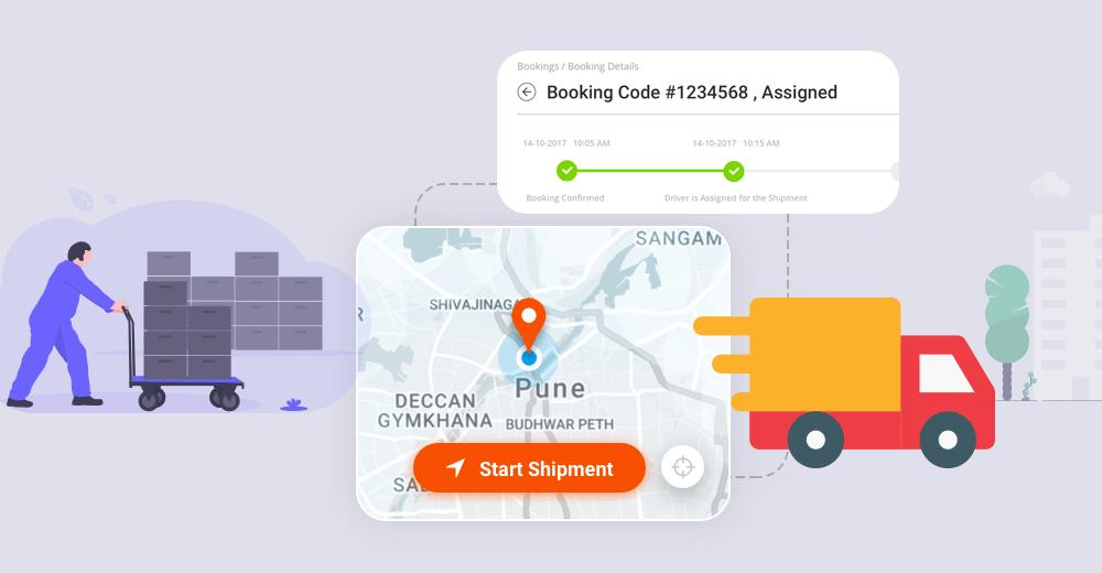 Freight Bidding Marketplace Software Solution I Mobisoft
