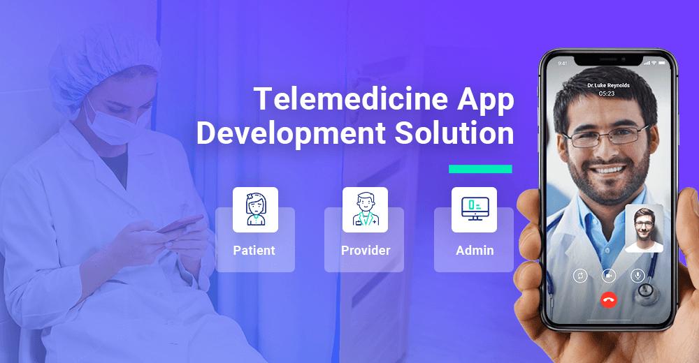 Telemedicine App Development Solution - Mobisoft Infotech