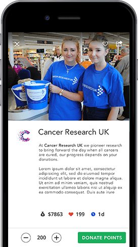 cancer research charity