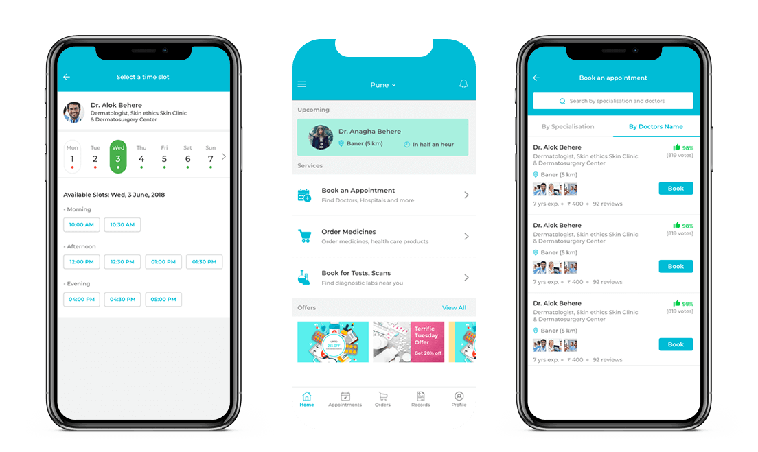 Appointment Scheduling App Development | Appointment App Like MyTime