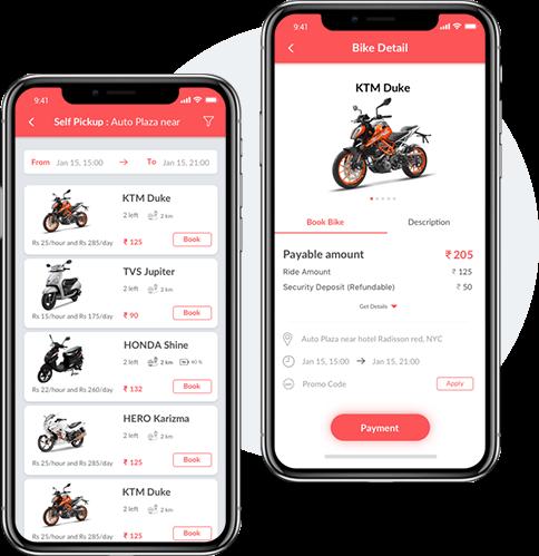 Service pulse passenger app mobisoft infotech