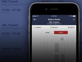 shuttle service app Mobisoft Infotech