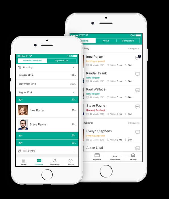 on demand service provider app mobisoft infotech