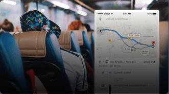 Shuttle Service App By Mobisoft Infotech