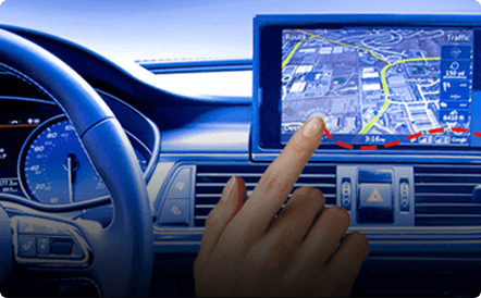 AI taxi dispatch system technology