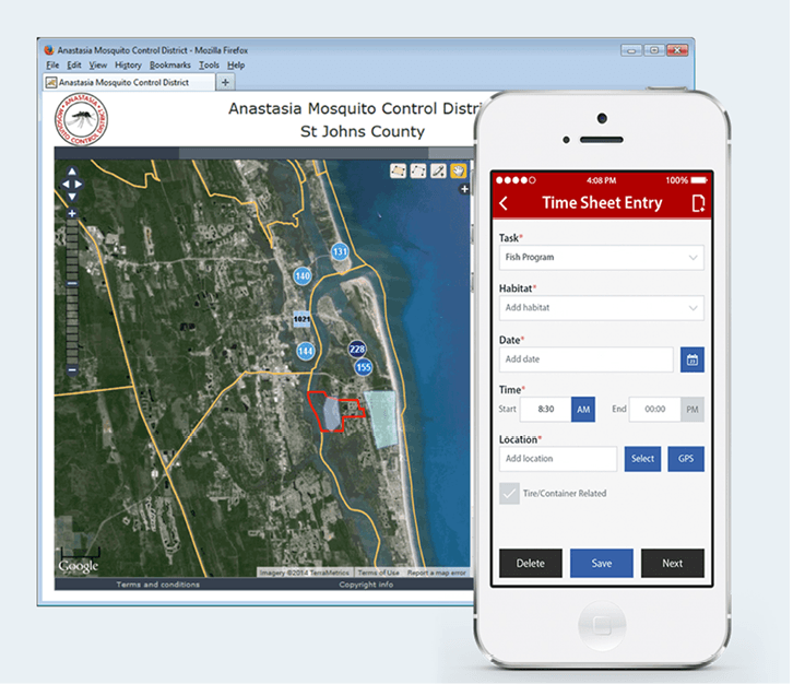 gps mobile apps