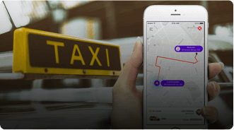 Taxi App Solutions By Mobisoft Infotech