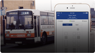bus booking app development by Mobisoft Infotech