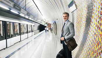 Metro Transit App Solution