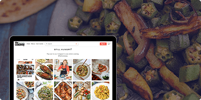 The Cookaway - On-demand recipe box delivery platform in UK, case study Mobisoft Infotech