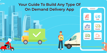 A Beginner's Guide to On-Demand Delivery App Development