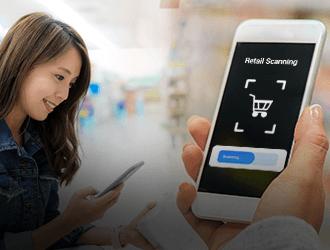 Digital Scanning Solution for Retail Mobisoft Infotech