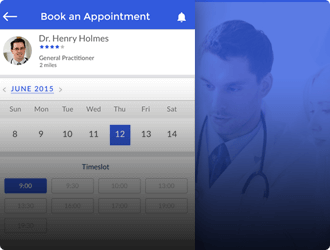 appointment booking app Mobisoft Infotech