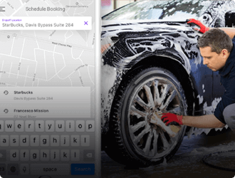 car wash on demand Mobisoft Infotech