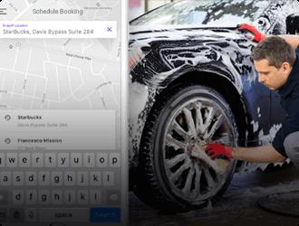 car wash on demand Mobisoft Infotech