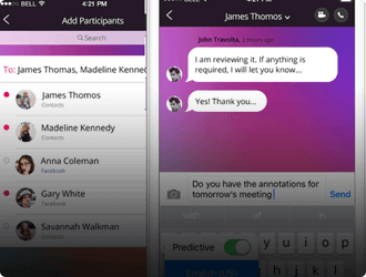 enterprise chat app Mobisoft Infotech