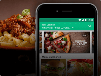 food ordering app Mobisoft Infotech