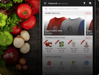 grocery on demand Mobisoft Infotech