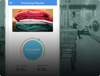 laundry on demand Mobisoft Infotech