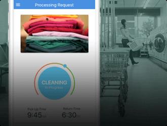 laundry on demand Mobisoft Infotech