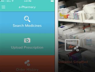 medicine ordering app Mobisoft Infotech