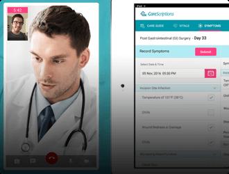 telemedicine app Mobisoft Infotech