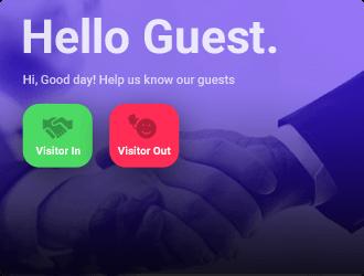 visitor information management system Mobisoft Infotech