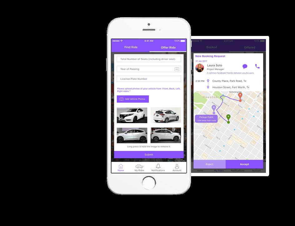 Driver App Mobisoft Infotech