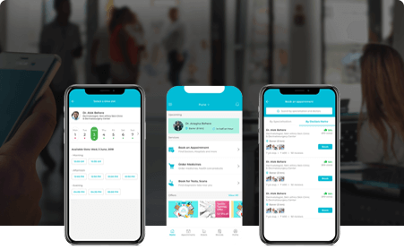 Appointment Scheduling App Development by Mobisoft Infotech