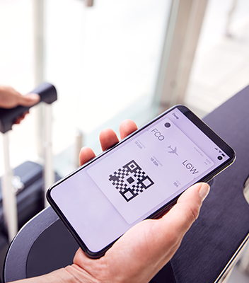 Digital Scanning Solutions for Air Travel