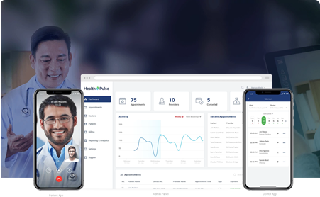 HIPAA Compliant Telemedicine Platform by Mobisoft Infotech