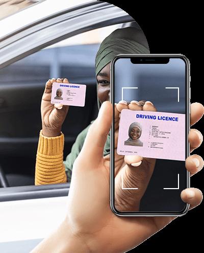 Digital Scanning Solutions for Automobile Rental