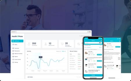 Online Pharmacy App Development Solution by Mobisoft Infotech