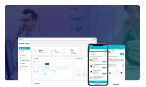 Online Pharmacy App Development Solution by Mobisoft Infotech