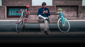 dockless bike sharing app by Mobisoft Infotech