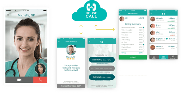 Telemedicine startup case study