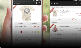 Tinder For Shopping Mobisoft Infotech