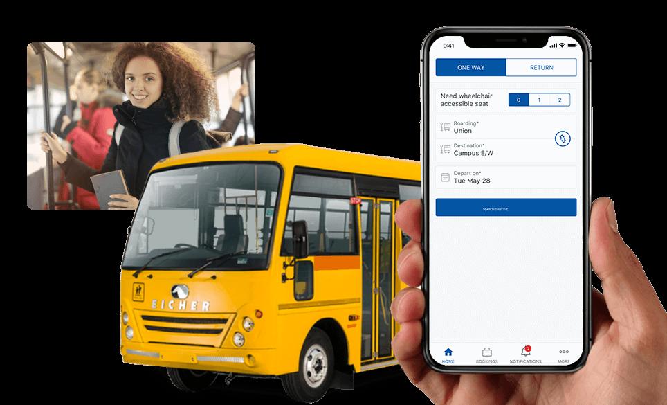 Educational Transportation Management System