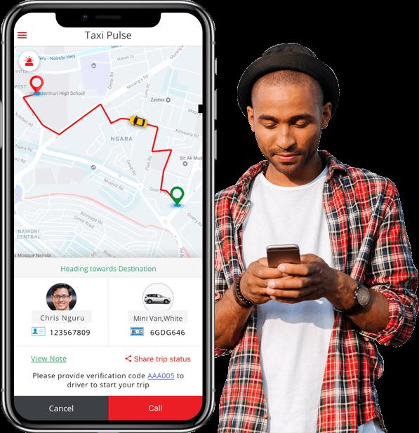 Passenger App Mobisoft Infotech