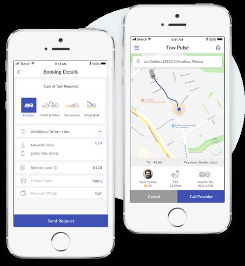 customer app mobisoft infotech
